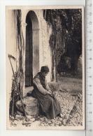 Vielle Femme / Nonna (1917) - Personnages