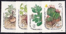 Dominicaine N°1173/1176 - Neufs ** - Superbe - Dominicaine (République)