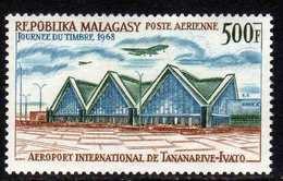 Madagascar P.A. N° 105 XX   Journée Du Timbre TB Sans Charnière, TB - Madagascar (1960-...)