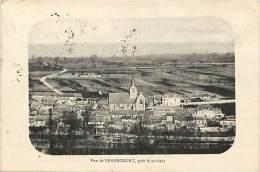 Depts Divers- Yvelines -ref AA847- Vue De Bennecourt Pres Bonieres Sur Seine - Pourtour Cadre - - Other Municipalities
