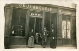BOULANGERIE - Cartes Postales