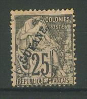 VEND TIMBRE DE GUYANE N° 23 !!!! (e) - Französisch-Guayana (1886-1949)