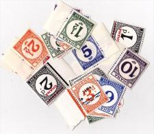 Ghana Taxe N°1/23 - Neufs ** - 23 Valeurs - Superbe - Ghana (1957-...)
