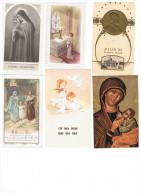 Lot De + De 50 Images Pieuses, Communions Et Autres - Devotion Images