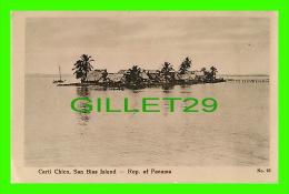 SAN BLAS ISLAND, REP. DE PANAMA - CARTI CHICO - ARISTA PHOTO CARD - - Panama