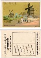 Chromo Grands Magasins Ferté, Montpellier, Moulins De La Galette - Autres