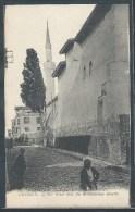 - CPA GRECE - Salonique, L'église Et La Rue St-Dimitrius - Greece