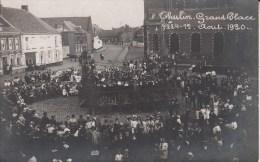 THULIN Carte Photo 1920 - Belgium
