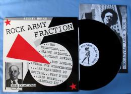 33T Rock Army Fraction, Alerte Rouge - Punk