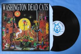 Maxi 45T Washington Dead Cats, Go Crasy - Punk