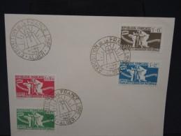 FRANCE- ALGERIE OBL EXPOSITION FRANCAISE LIBRE A ALGER 1947 A VOIR AFF COLONIES GENERALES  LOT P3597 - Algérie (1924-1962)
