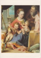 (ART326) BAROCCIO. LA MADONNA DEL GATTO - Peintures & Tableaux