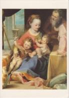 (ART326) BAROCCIO. LA MADONNA DEL GATTO - Paintings