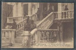 - CPA GRECE - Salonique, Le Consulat D'Autriche Gardé Par Les Troupes Alliées - Greece