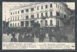 - CPA GRECE - Salonique, Jour De La Fête Du Roi Et De La Proclamation De L'état De Siège En Macédoine - Greece