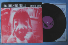 33T Les Shaking Dolls, God Is God - Punk