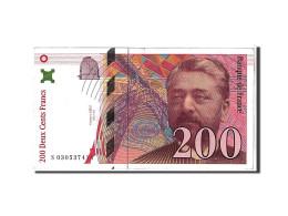 200 Francs Type Eiffel, 1996