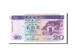 [#157026] Macao, 20 Patacas Type 1995 - Macao