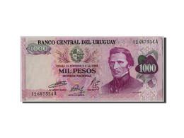 [#305617] Uruguay, 1000 Pesos Type Artigas - Uruguay