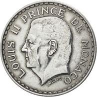 Monaco, Louis II, 5 Francs 1945, KM 122 - Monaco
