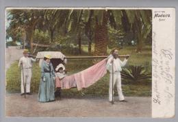 AK Portugal Madeira 1904-02-04 Foto Nach De Kl.Einrisse - Madeira