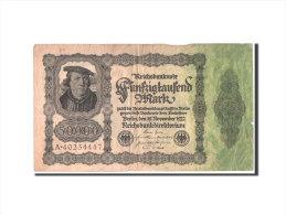 [#350728] Allemagne, 50000 Mark Type 1922 Third Issue, Pick 79 - [ 3] 1918-1933 : Weimar Republic
