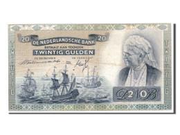 Pays-Bas, 20 Gulden Type 1939-41, Pick 55 - 20 Gulden