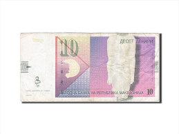 [#257015] Macédoine, 10 Denari, Type Déesse Isida - Macédoine