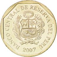 Pérou, République, 1 Nuevo Sol 2007, KM 308.4 - Pérou