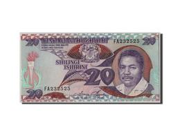 Tanzanie, 20 Shilingi Type Mwinyi - Tanzania