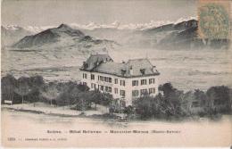 MONNETIER MORNEX (HAUTE SAVOIE) 5233 SALEVE HOTEL BELLEVUE - France
