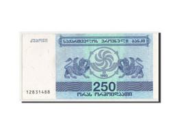 [#350202] Géorgie, 250 Laris Type Fourth 1993, Pick 43a - Géorgie