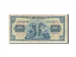 [#110210] Allemagne, 10 Deutsche Mark Type 1949 - [ 7] 1949-… : RFD - Rep. Fed. Duitsland
