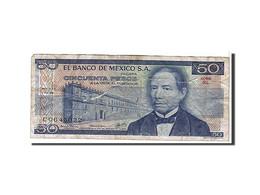[#110927] Mexique, 50 Pesos Type 1978 - Mexique