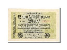 Allemagne, 10 Millions Mark Type 1923 - [ 3] 1918-1933 : Weimar Republic