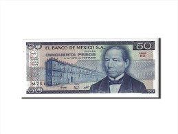 [#109075] Mexique, 50 Pesos Type B. Juarez - Mexique