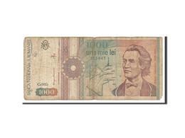 [#156200] Roumanie, 1000 Lei Type Eminescu - Rumania