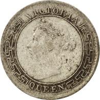 Ceylon, Victoria, 10 Cents 1894, KM 94 - Sri Lanka