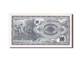 [#305870] Macédoine, 100 Denar Type 1992 - Macédoine