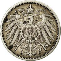 Monnaie, GERMANY - EMPIRE, Wilhelm II, Mark, 1904, Karlsruhe, TB+, Argent, KM:14 - [ 2] 1871-1918: Deutsches Kaiserreich
