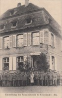 Einweihung Des Soldatenheim In Kestenholz I. Els - Chatenois