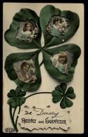 Ducey - Souvenir De Ducey Filletes Femmes Trefle 4 Feuilles - Ducey