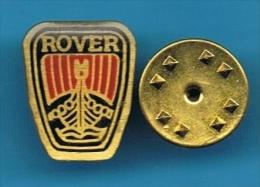 PIN´S //   ** LOGO * ROVER ** - Badges
