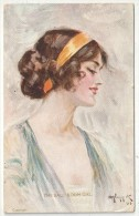 J.W. HAMMICK - The Ball Room Girl - Illustrateurs & Photographes