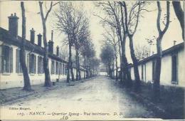 CPA De NANCY - Quartier Donop - Vue Intérieure (n°109). - Nancy