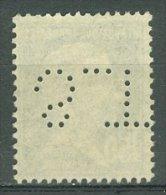 FRANCE - PERFORÉS 1923-26: YT 181, O PERFIN ST 209 SIMEXPORT - LIVRAISON GRATUITE A PARTIR DE 10 EUROS - France