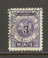 MEMELGEBIET 1923 Lithuania Litauen Klaipeda Michel 187 O - Klaipeda