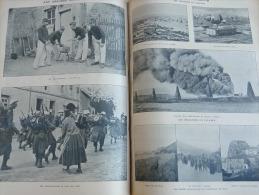 LES ANNALES 1905 N°1160: CAUCASE TROUBLES A BAKOU/TREMBLEMENT DE TERRE EN CALABRE PIZZO SCYLLA - Giornali