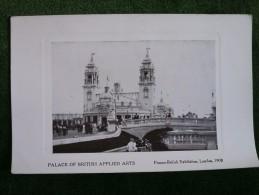 Franco-British Exhibition,London,1908 - Palace Of British Applied Arts - Esposizioni