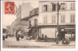 95 - ARGENTEUIL - Grande Rue - La Croix Blanche - Argenteuil